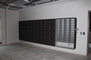 Kitchen Lockers & Mailboxes